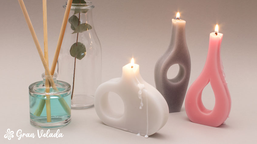 velas de desenho