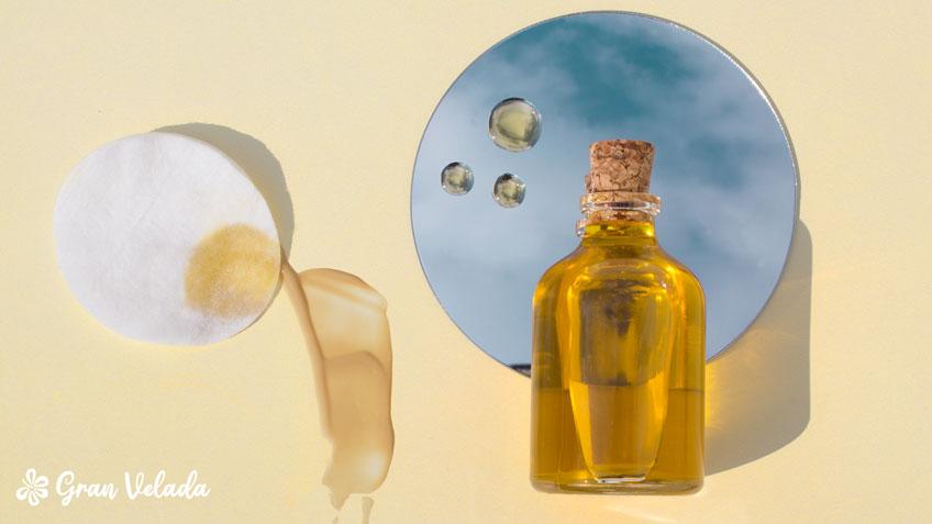 oleo removedor de maquiagem