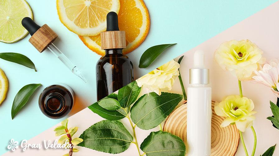 Diferença oleo essencial e esencia aromatica