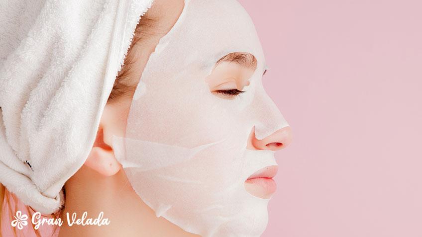 Máscara tissue